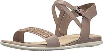 Punta Eccoecco Talla Sandalias Touch De Mujer Gris Ecco Color 39 Descubierta Sandal S4qx1