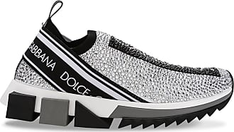 With Gabbana amp; Dolce Rhinestones Sorrento Sneakers WqIvvT5