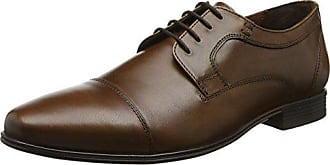 brown 42 Marron Hush Homme Derbys Toe Bertrand Puppies Eu Cap wTq6nqv08