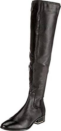 Aldo Bivio Motardes Noir 41 Leather Femme black Eu Bottes xPZAU