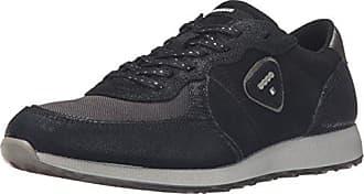 black Baskets Femme Sneak Eu Ladies black Noir 41 black black50117 Ecco Basses wqOpEFn8