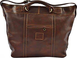 Italy Aus BraunItalienische Reisetasche Leder Dream Lederwaren Made Leather In Echtes Farbe Bags OTXPZiku