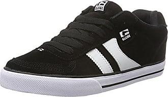 black white 2 Globe Encore 10 Eu Zapatillas Multicolor Us Hombre Skateboard De 43 fF0fw