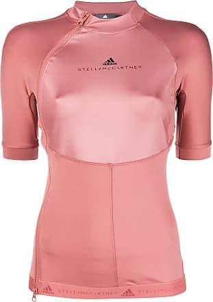Col T shirt Adidas Zippé Rose À BZwqpxnpt7