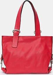 Handbag Lupo Leather Cm Red 36x27x11 WE16S8O
