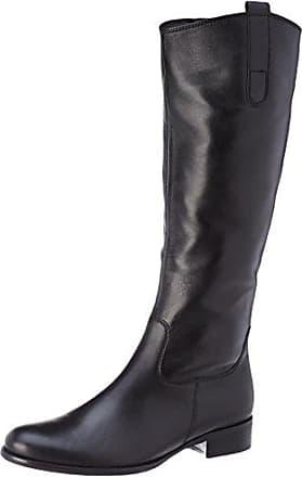 Botas Gabor Eu Para 37 Negro Schwarz Mujer Fashion 27 HqrRq5