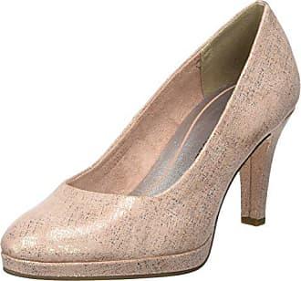 22404 40 De Mujer Marco Metallic rose Tacón Zapatos Tozzi Eu Para Rosa 5vxwqH