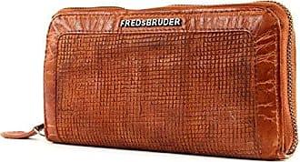 Sandalwood Geldbörse Jaya braun Fredsbruder 20 Leder Cm qXvOfpw6g