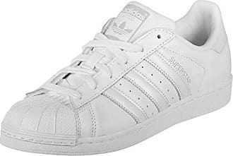 Superstar Eu Blanc Adidas Ftwr One F17 grey White 44 Femme Gymnastique Chaussures W De pYwYqOd