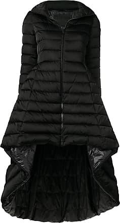 High Peplum Noir Jacket Puffer Herno Low XdwgnqdE7x