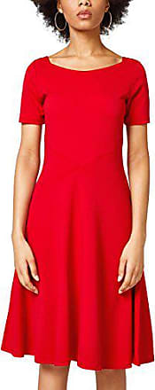 Esprit Para 028ee1e004 red Small Rojo Mujer Vestido 630 gAgwqr6