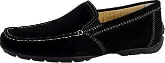 Geox Moner U black Noir Eu Mocassins V Homme C9999 loafers 40 qTRrnqBSw