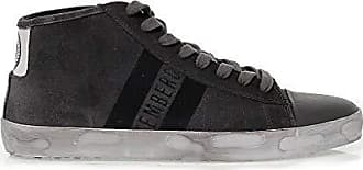 Wildleder Dirk Bke108270 Top Sneakers Grau Herren Hi Bikkembergs w6x6HIq7