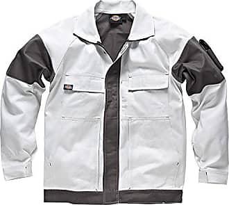 blanc taille Fabricant Xx Wd4910 De Homme Xxl large Veste Dickies gris Travail SXzqUvqw