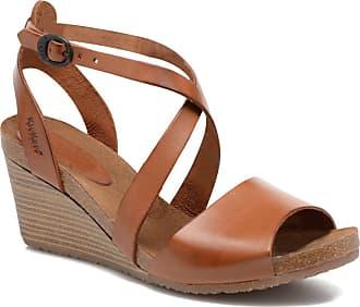 Damen Braun Kickers Sandalen Spagnol Für ft8tRw4q6I