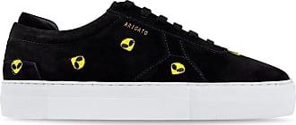 Suede Axel SneakerBlack Leather Platform Arigato erCBodx