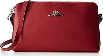 Rouge Elegance à Elegan élégance En Collectionneur étui De Largeurcm27 Cuir Avec Wittchen Hauteur16 Glissière Cm Fermeture Vachette 8yvmwn0ON