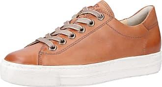 Braun Sneaker Paul Green Braun »glattleder« rrWpnP8