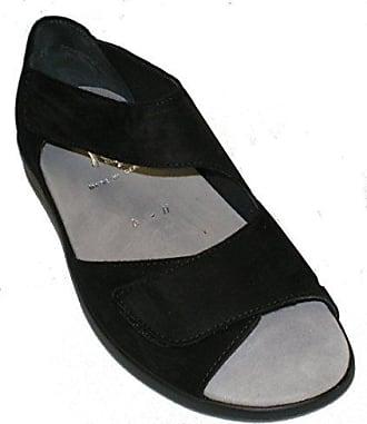 Semler 512011 001 Nubukina Schwarz Damen Sandaletten B9015040 Yaq1rOYw