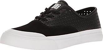 Huf Mens 5 8 Us Shoe Perforated Skateboarding M Black Cromer W4rW6fA
