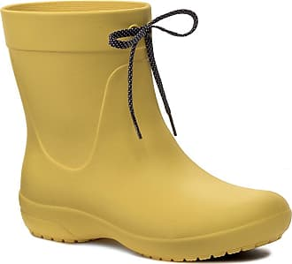 Freesail Shorty Agua Botas Lemon Rainboot 203851 De Crocs SxUBqgwtg
