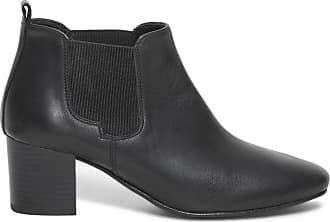 Chelsea Boots Courte À Noir Tige Éram Sqp44