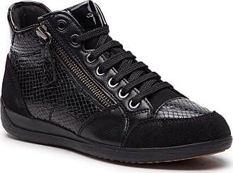 Geox D D6468c C9999 Black Myria Sneakers C 04120 ABPqwA1fn