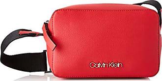 BagSacs Bandoulière FemmeRougelipstick Red8x13x20 X Camera H 5 Klein Calvin Cmb Sml Strap T wPkOn80X
