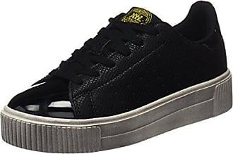 Black Noir Eu Baskets 047507 38 Femme Xti 1C4Iq