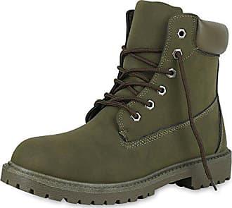 Dunkelgrün Boots 151832 Herren Vita Worker Profil optik Schuhe Leder Outdoor Scarpe Bequeme 43 kiTOXZuP