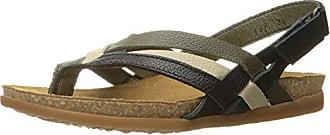Flat Zumaia El Nf47 Womens Sandal Naturalista QCsdxthr