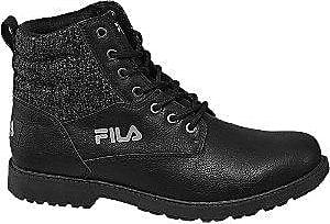 Lacing 42 misura High Boot Men Black Fila qtYFzz