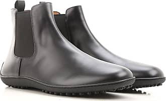 Botte SoldesNoirCuir201742 En 5 Pas Cher Chelsea Car Shoe Homme WD9EH2I