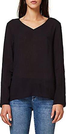 Fabricant 36 Esprit 001 taille Blouse Femme 38 black Noir 088ee1f032 H8ZHxqwz