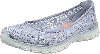 0 light Skechers Femme Bout Ballerines 36 Ez beautify Flex Fermé 3 Eu Blue Bleu twvFqRw