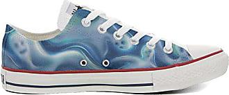Personalisierte Mys Star Handmade Converse Schuhe All Shoes Tg33 Ghost taqazwp