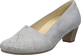 Gabor Scarpe Basic Comfort Grey Shoes Grigio Motiv Tacco light Con wqqpOvgx8