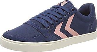 Bleu blue Hummel 36 Slimmer Basses Sneakers Hb Low Wing 1107 Femme Eu Stadil Teal FS8qFw0