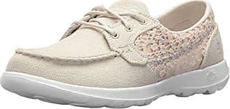 Femme Chaussures Walk Lite Beige natural Bateau Skechers 36 mira Eu Go wWTqac5KIY
