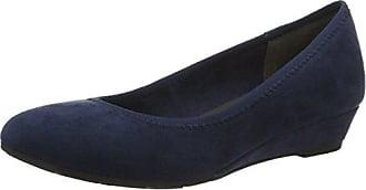 37 Tozzi 805 Eu Para Tacón Azul Mujer De navy Marco 22201 Zapatos TWaKcdqqv