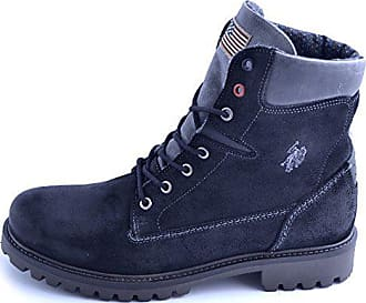 Stiefel Association In Assn Wildgröße Schuhe Polo s Und Us U 44 Leder polo Schwarzem D2WEb9YeIH