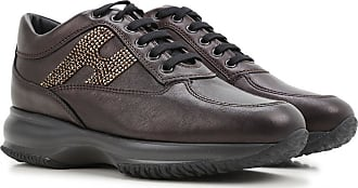 Femme Cuir 2017 Kraft Sneaker 5 Hogan 38 Ufxq58