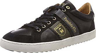 Eu 44 Low Schwarz black Hombre Pantofola D'oro 25y Savio Zapatillas Uomo Para q4ffpgn