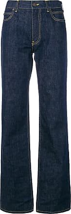 Calvin Klein Blauw 205w39nyc High Jeans Waisted Cropped frfwdPq