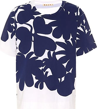 T shirt shirt Marni Marni Marni Cotton Printed Cotton T Printed Printed Cxz1Unwfwq