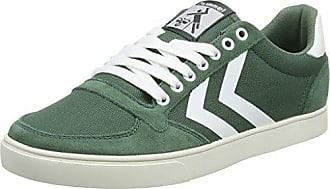 Hummel Slimmer Stadil Green37 Unisex erwachsene Mono SneakerGründuck Eu y8w0OvPmnN