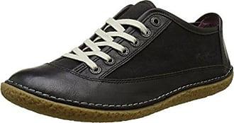 Kickers Hollyday Eu Baskets noir Femme 37 Basses rvr6B8q