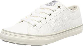 S Blanco 41 Eu silver oliver 23640 white Zapatillas Mujer Para rwrqXCz