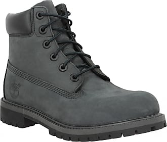 Femme Bottines Wp 6in Premium Anthracite Timberland Velours pgT6SBqTwx