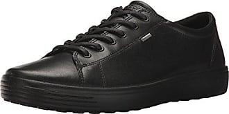 black Eu Sneakers Mens Homme 7 Noir Soft Basses 45 Ecco U60zTxt